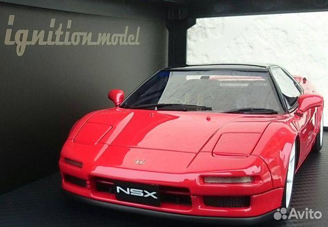 Под заказ ignition model honda NSX NA1 купить 1