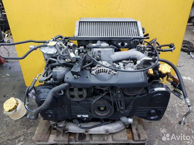 89625003353 Двс EJ205 полной комплектации Subaru Impreza WRX
