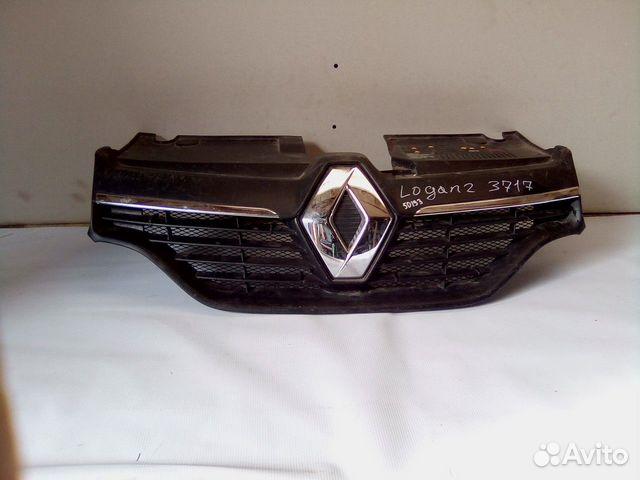 89657347629  Решетка радиатора (Renault Logan)