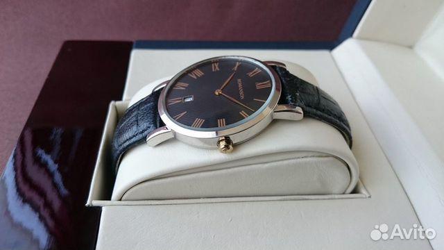 Мужские классические наручные часы Romanson 89525003388 купить 4
