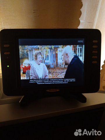 Автомобильный телевизор 12в и 220в купить 2