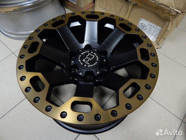 Black Rhino Hard alloys LGS34 R17 6*139.7 ET 12 J9 89140053766 купить 4