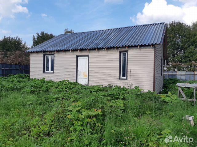 Дом 80 м² на участке 7 сот. 89060987575 купить 1
