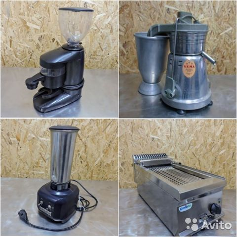 Machinery for restaurant and cafes buy 4