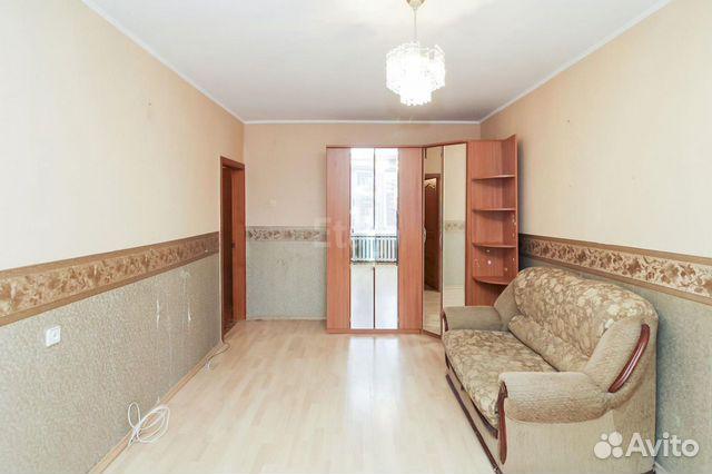 2-к квартира, 57.3 м², 5/5 эт.
