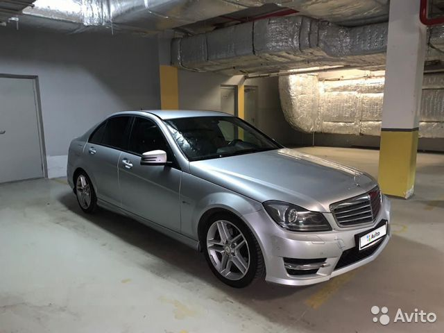 Mercedes-Benz C-класс, 2011 купить 2