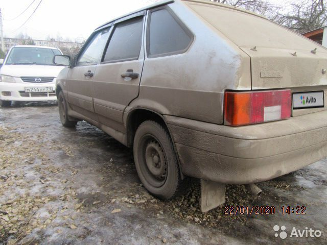 ВАЗ 2114 Samara, 2008 89101607473 купить 4