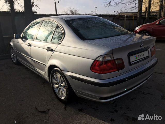 BMW 3 серия, 2000  89682716937 купить 4