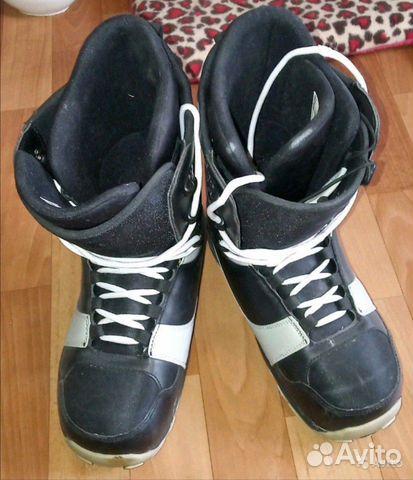 Сноубордические ботинки купить 1
