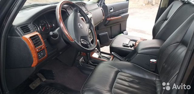 Nissan Patrol, 2008 89050410294 купить 6