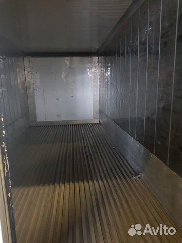 Рефконтейнер 20 футов