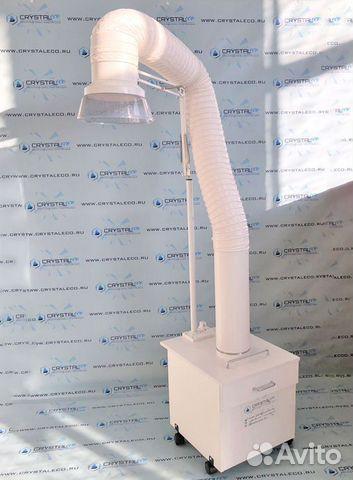 Вытяжка-воздуоочиститель для кератина, ботокса 89136338730 купить 1