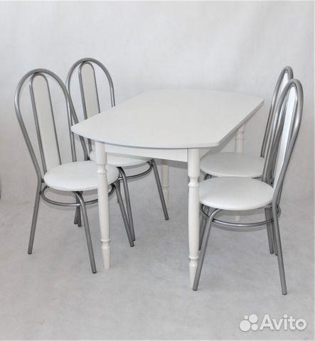 Стол обеденный 110х70 89850571152 купить 4