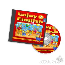 Enjoy English, диск для 2 класса— фотография №1