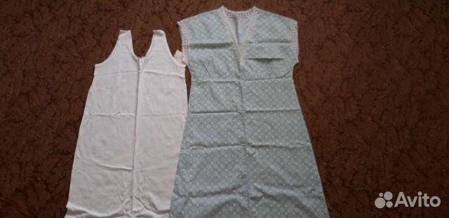 Ночные х/б сорочки