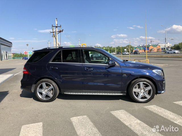 Mercedes-Benz M-класс AMG, 2013 89058194466 купить 7