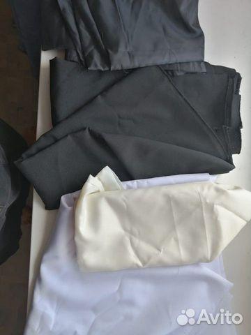Ткань для платья купить в ростове на дону нитка акриловая