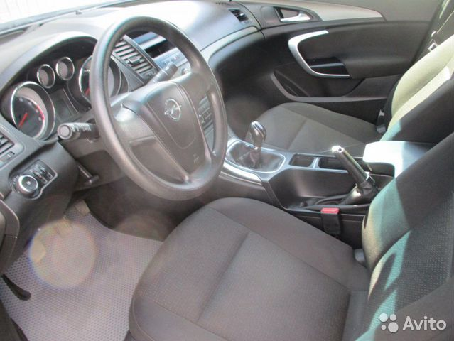 Opel Insignia, 2011 купить 10
