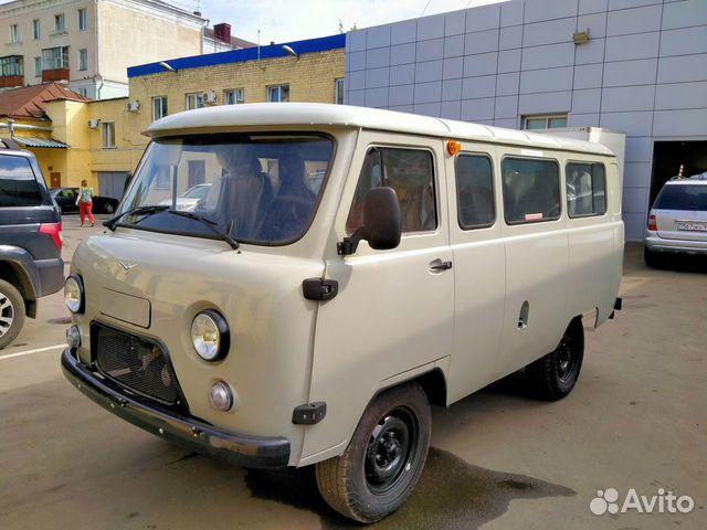 УАЗ 2206, 2020