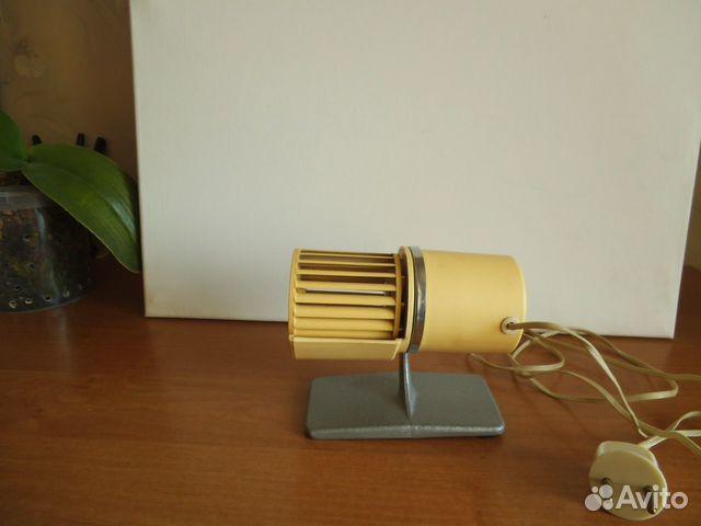 Настольный вентилятор СССР