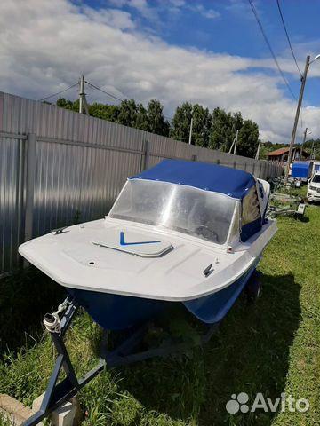 Моторная лодка Сарепта купить 6