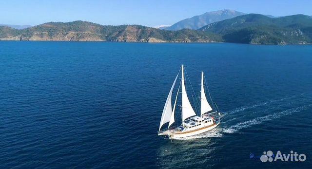 Гулет-Яхта Алтаир 89326664495 купить 2