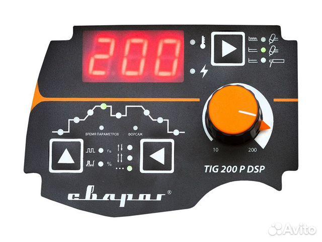 Сварочный инвертор Сварог PRO TIG 200 P DSP (W212)  88003013662 купить 3