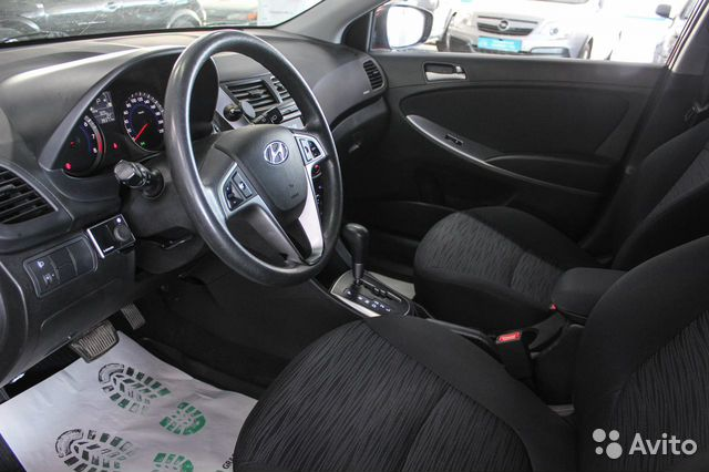 Hyundai Solaris, 2015  купить 6