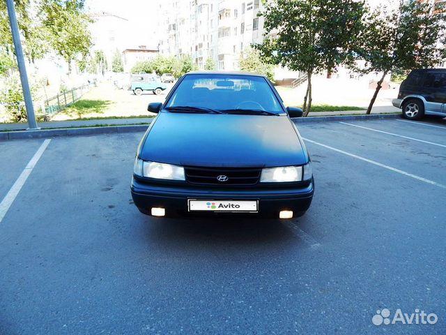 Hyundai Pony, 1994  купить 7