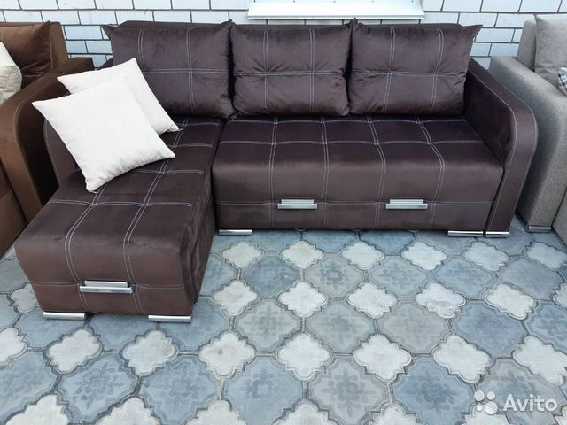 Угловой диван Новара Q  89875324687 купить 1