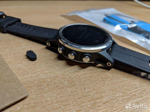 Спортивные часы Garmin fenix 5s plus