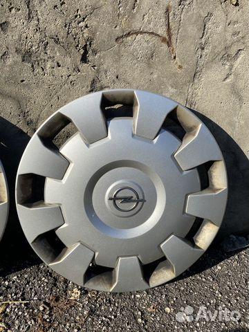 Комплект оригинальных колпаков Opel R16  89534684247 купить 2