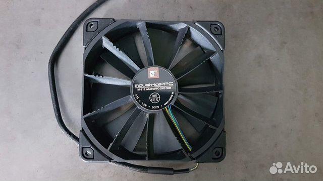 Вентилятор Noctua NF-F12 industrialPPC-2000 PWM  купить 2