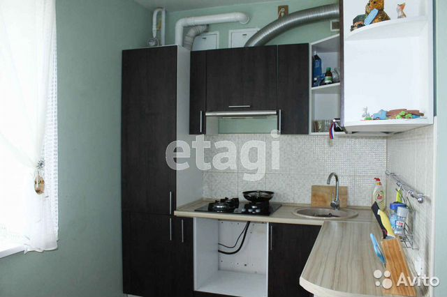 1-к квартира, 40.2 м², 1/3 эт.  89201009912 купить 3