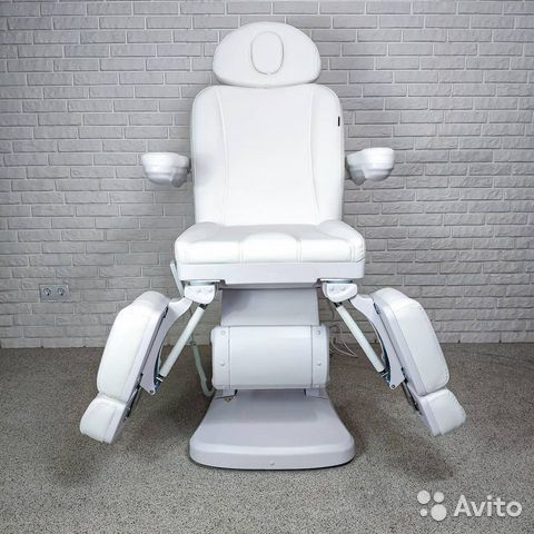 Педикюрное кресло Tony, 3 мотора, раздвижные опоры  89085483658 купить 9