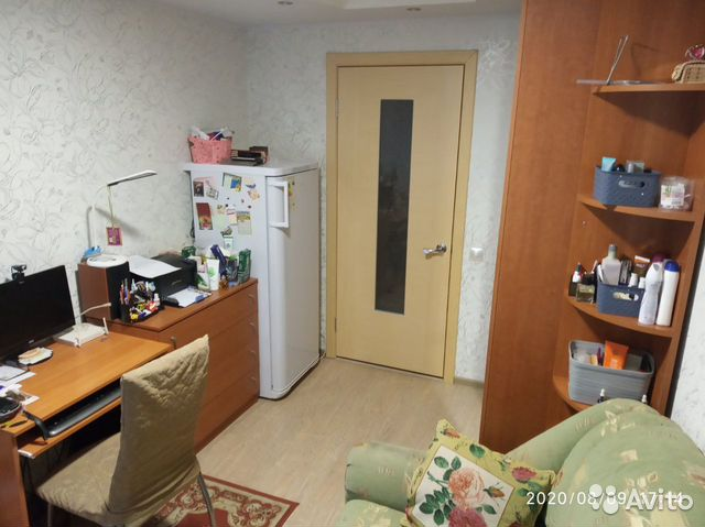 3-room apartment, 59.3 m2, 4/5 floor.