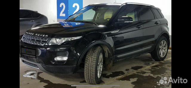 Land Rover Range Rover Evoque, 2012  89581483355 купить 3
