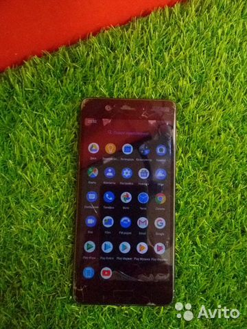 Смартфон Nokia 5 Dual sim TA-1053  89511659157 купить 1