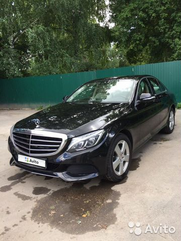Mercedes-Benz C-класс, 2014  89065634866 купить 1