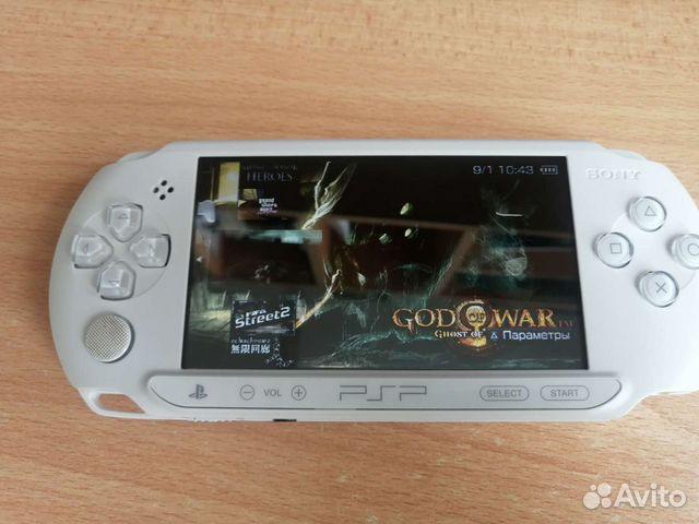 Sony PSP 10 игр на ней  89090439393 купить 2