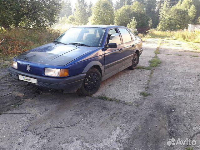 Volkswagen Passat, 1989  89607165432 купить 1