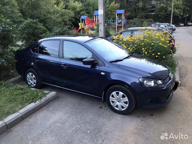 Volkswagen Polo, 2012  89605266819 купить 1