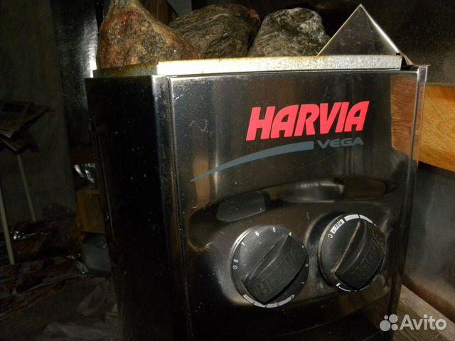 Пeчь электрическая для пaрилки Harvia Vega.Доставк  89535462889 купить 2