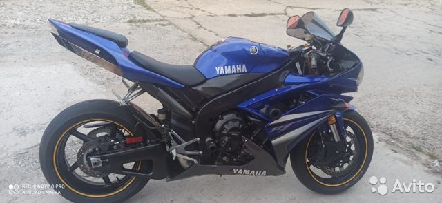 Yamaha R 1 2007