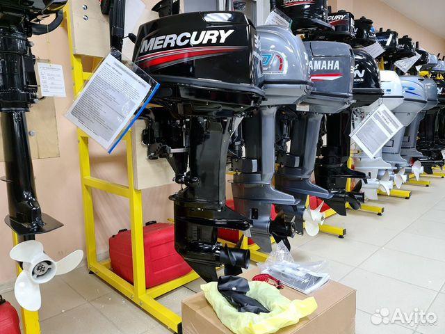 Мотор Mercury 30M (новые моторы с завода tohatsu)  83466640640 купить 3