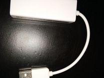 Переходник USB RJ45