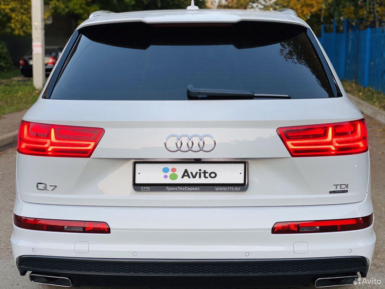 Audi Q7, 2015  89053093192 купить 8