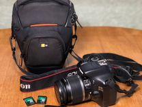 Цифровая камера Canon EOS-550D+Tamron SP AF17-50mm