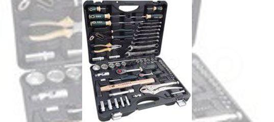 Набор инструмента rock force 72пр. 70047225 купить в Санкт-Петербурге | Запчасти | Авито