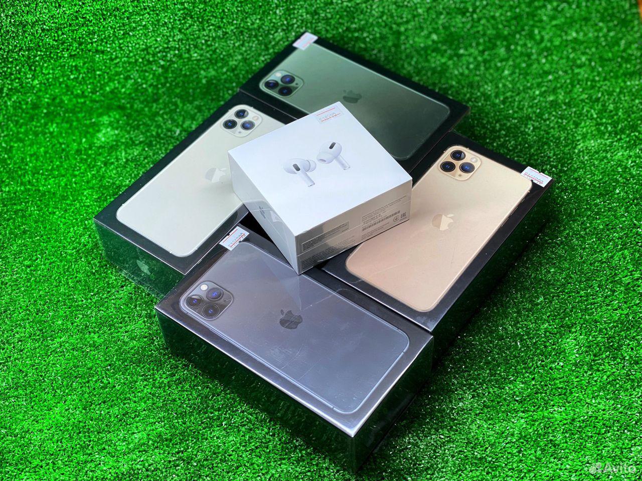 Apple iPhone 11 PRO MAX 256Gb Original новый рст  89033957795 купить 1